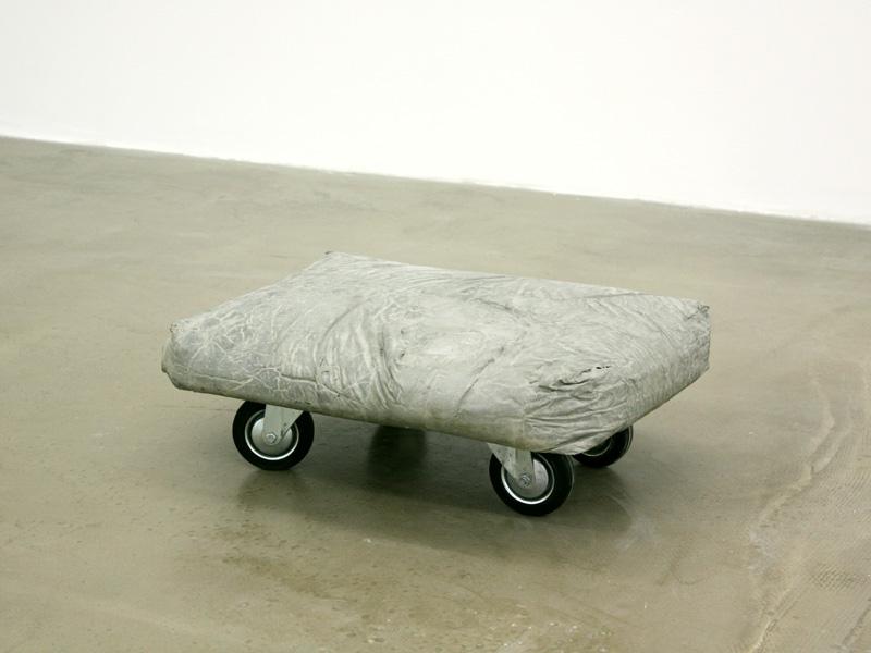 2010: Concrete Bag on Wheels - Vlad Nancă